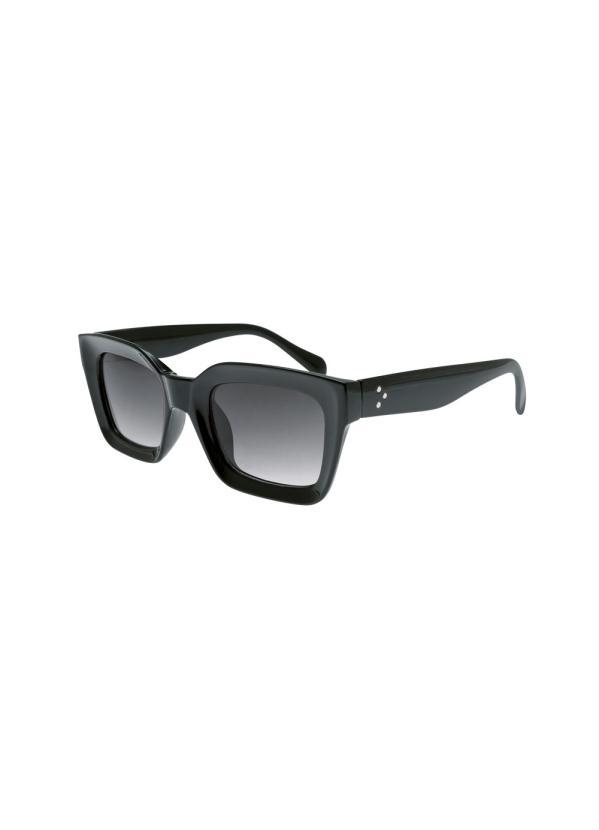Óculos Gatinho Preto
