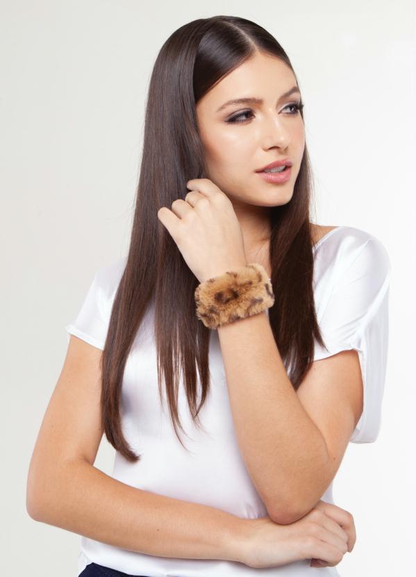 Bracelete Ajustável (Onça)