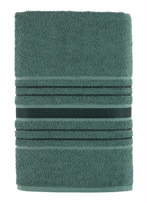 Jogo de Toalhas (Verde) (2 Peças)