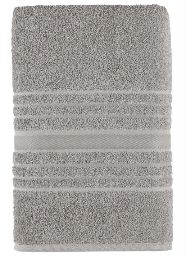 Toalha de Banho Teka Dry (Cinza) (1 Peça)