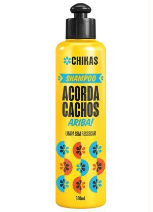 Shampoo Chikas Acorda Cachos