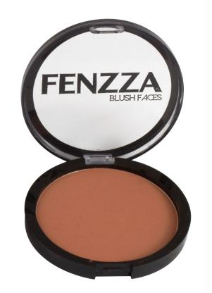 Fenzza Blush Compacto Faces (Bronze)