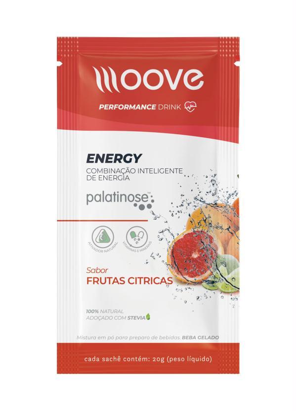 Drink Funcional Energy Moove (Frutas Citricas)
