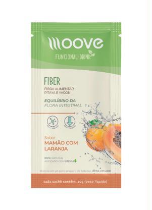 Drink Funcional Fiber Moove (Mamão com Laranja)