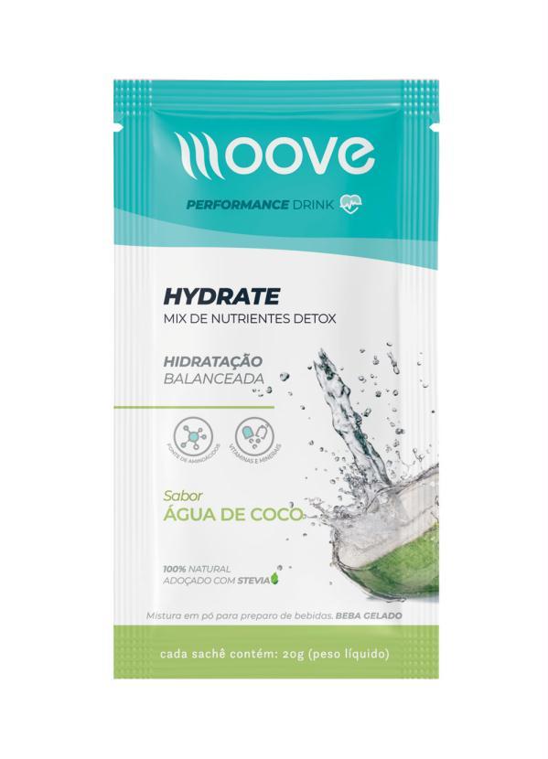 Drink Funcional Hydrate Moove (Água de Coco)
