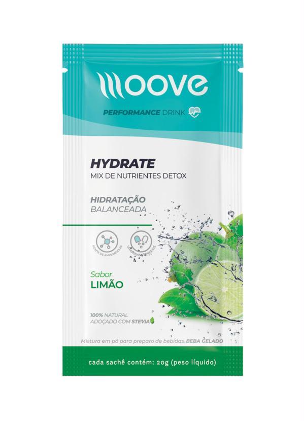Drink Funcional Hydrate Moove (Limão)