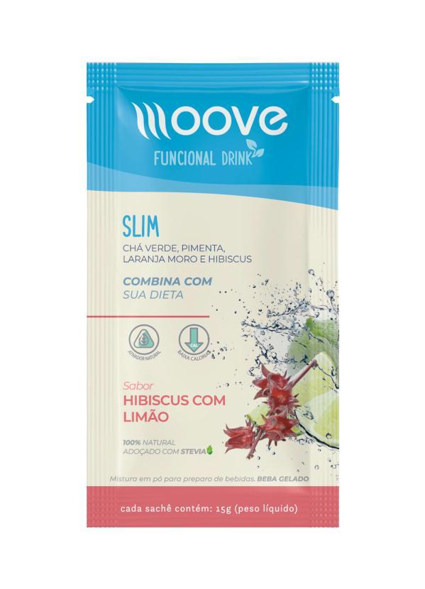Drink Funcional Slim Moove (Hibiscus com Limão)