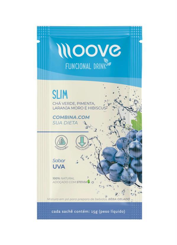 Drink Funcional Slim Moove (Uva)