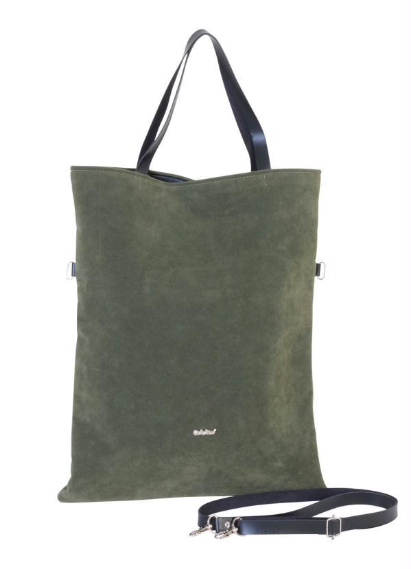 Bolsa com Duas Opções de Uso (Verde) Quintess