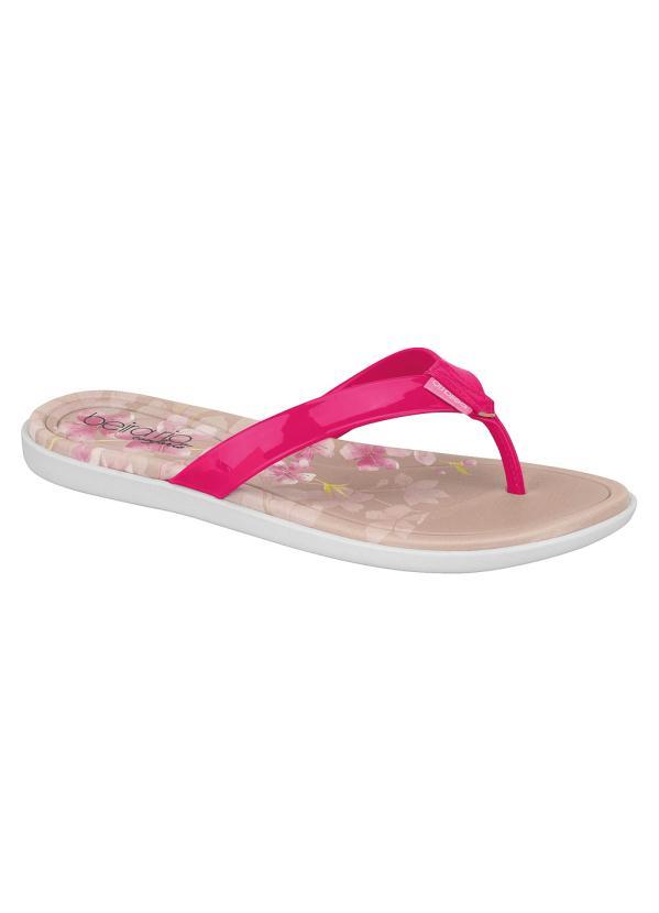 Chinelo Beira Rio Diana (Pink)
