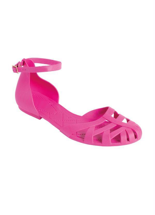 Rasteirinha (Pink) Full Plastic