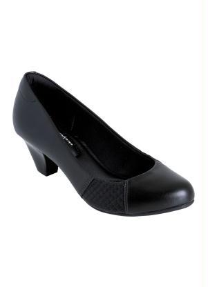 Sapato Modare (Preto) em Sintético