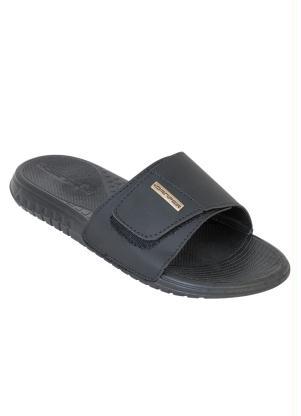 Chinelo Slide (Preto) com Velcro