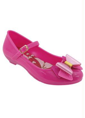 Sapatilha Infantil (Pink) com Laço