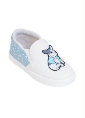 Tênis Infantil (Azul) com Estampa Dog