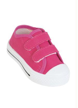 Tênis Infantil (Pink) com Velcro Duplo