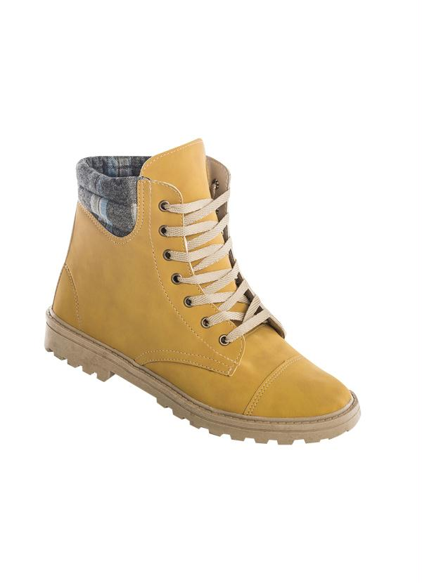 Yellow Boot Actual (Amarelo)