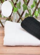 Toalha de Rosto Dália Branca