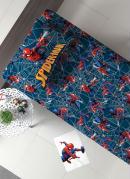 Jogo de Cama Solteiro Spider-Man