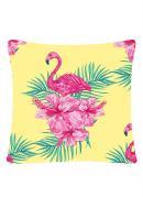 Almofada Garden Flamingo