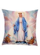 Capa de Almofada Ave Maria