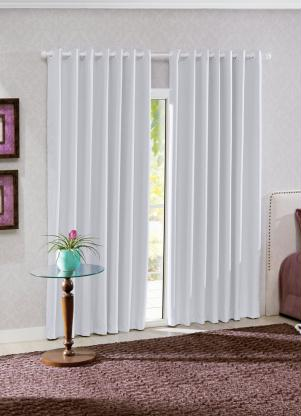 Corta Luz em Tecido (Branco) 420x250 cm