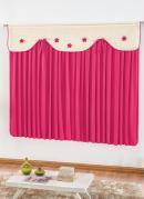 Cortina Cecilia 2m Pink