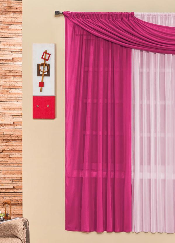Cortina Manu 2m (Pink)