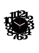 Relógio de Parede Numerais