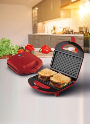 Sanduicheira Vermelha 110v
