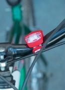 Kit 2 Luzes para Bicicleta Vermelha