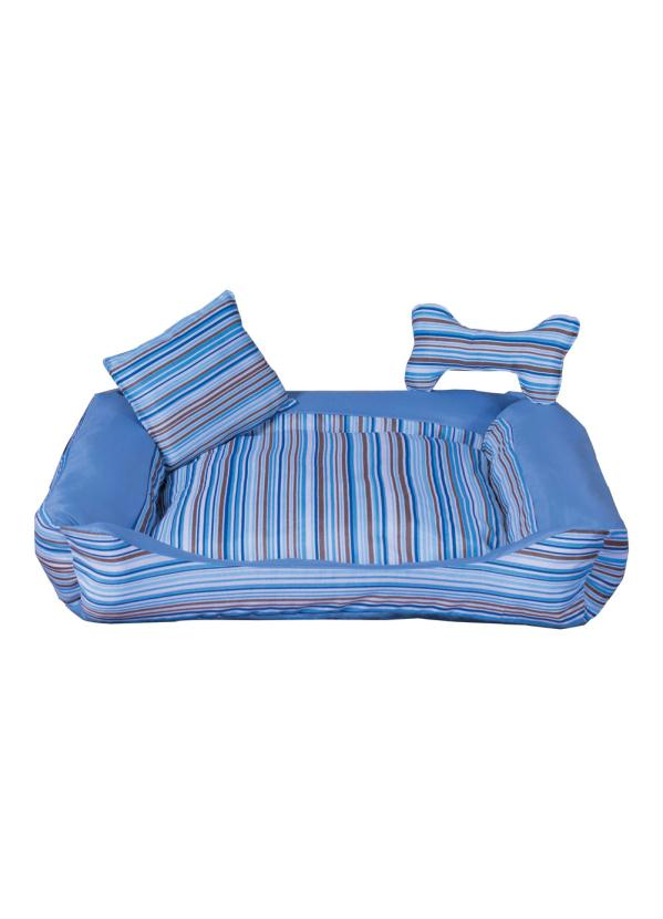 Caminha Pet P Nicky (Azul)