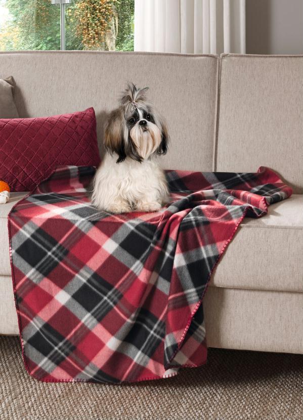 Manta Fleece Pet (1 Peça)