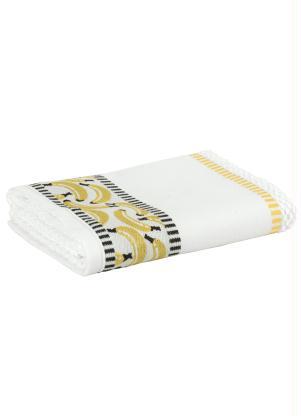 Pano de Copa Banana para Bordado (Branco) (1 Peça)