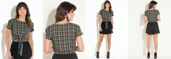 fcd0faac88a2 Moda Feminina, Blusas, Casacos, Body, Colete, Blazer, Calças, - Quintess