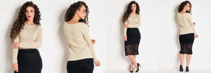 0d04c0653 Moda Feminina - Blusas, Casacos, Body, Colete, Blazer, Calças