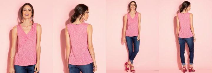 af1712723883 Plus Size Feminino, Blusas, Casacos, Calças, Camisas, Saias ...