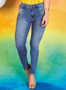 Calça Jeans Levanta Bumbum Cigarrete Sawary
