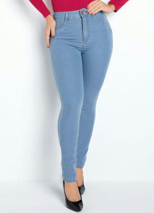 Calça Super Lipo (Jeans Clara) Sawary
