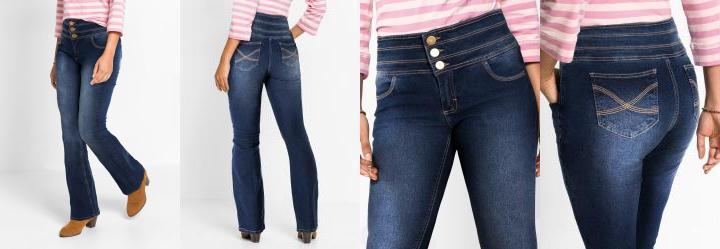 038c2a9cd Calça Jeans - Plus Size Feminino - Quintess