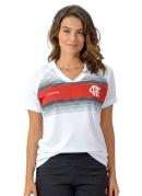 Camiseta Flamengo Legend Branca