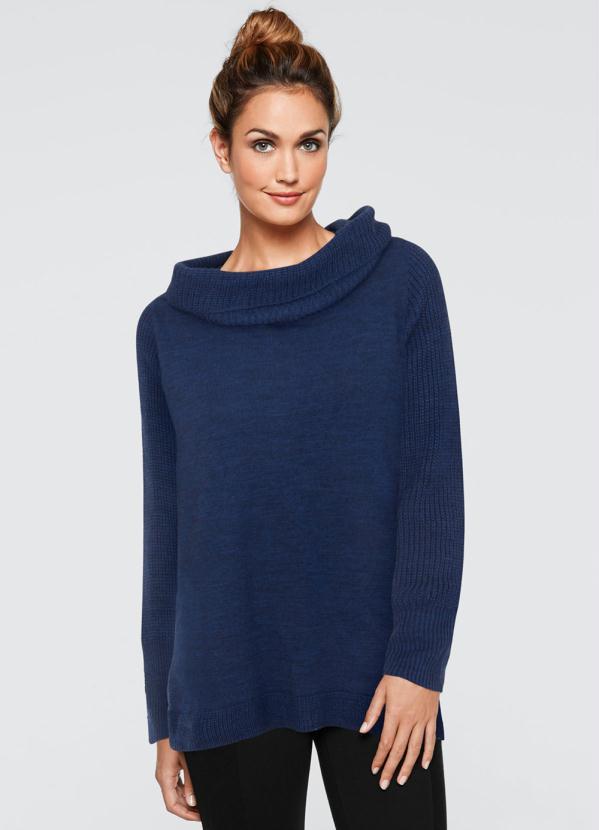 Suéter (Azul)