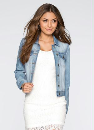 Jaqueta Jeans (Azul)