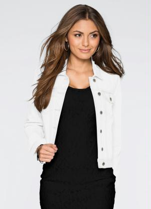 Jaqueta de Sarja (Branca)