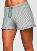 2 Unidades de Shorts Listras e Verde