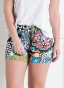 SHORT SOLTINHO (ESTAMPADO)
