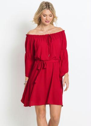 Vestido Ciganinha (Vermelho)