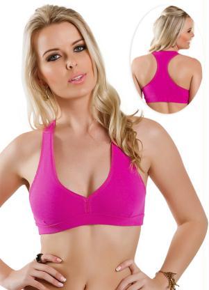 Top Nadador (Pink)