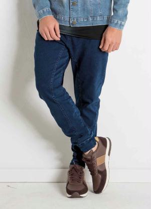 Calça Jogger (Jeans) Actual