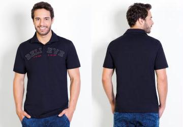 Camisa Ezaul Preta